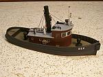 John Elwood    H125-HO 53' Steam Harbor Tug