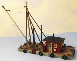 """""""HO"""" BOATS, HULLS, STRUCTURES & LIGHTHOUSES"""