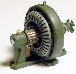MACHINERY, ENGINES, MOTORS - O Scale